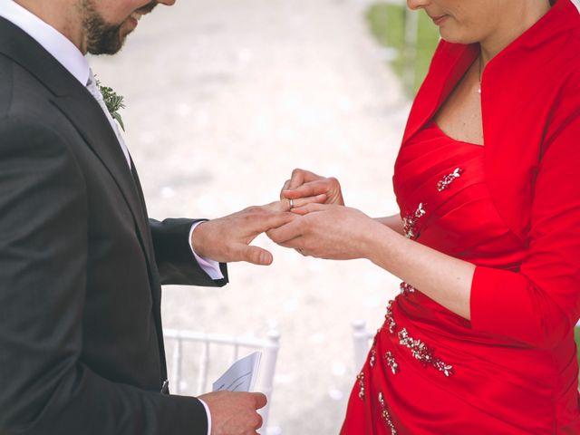 Il matrimonio di Guillaume e Laura a Nembro, Bergamo 43