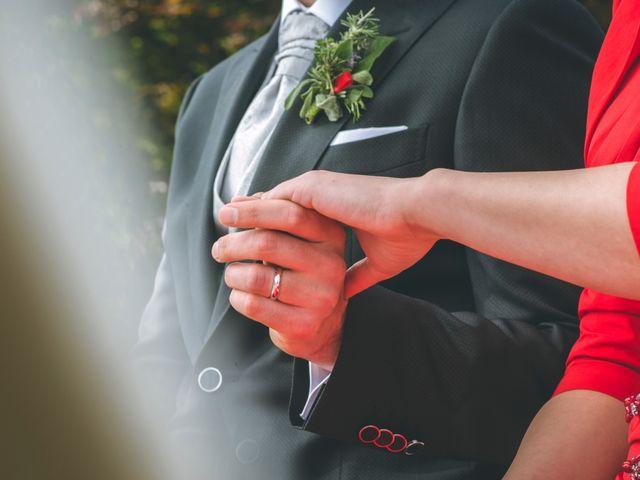Il matrimonio di Guillaume e Laura a Nembro, Bergamo 47