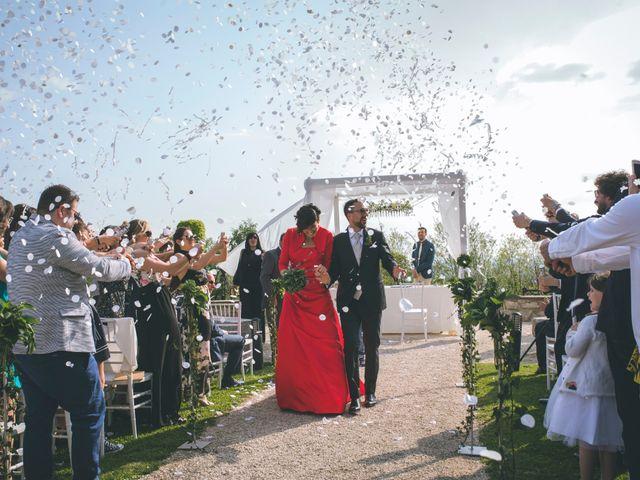 Il matrimonio di Guillaume e Laura a Nembro, Bergamo 52