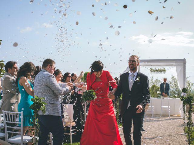 Il matrimonio di Guillaume e Laura a Nembro, Bergamo 53