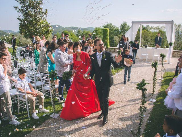 Il matrimonio di Guillaume e Laura a Nembro, Bergamo 54