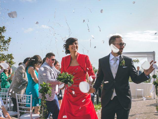 Il matrimonio di Guillaume e Laura a Nembro, Bergamo 55