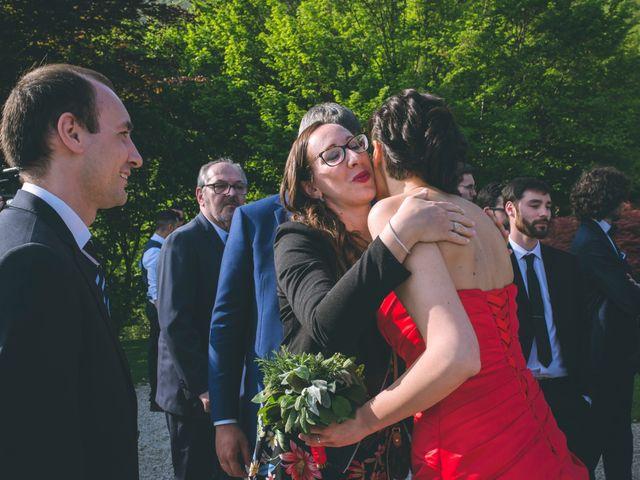 Il matrimonio di Guillaume e Laura a Nembro, Bergamo 57