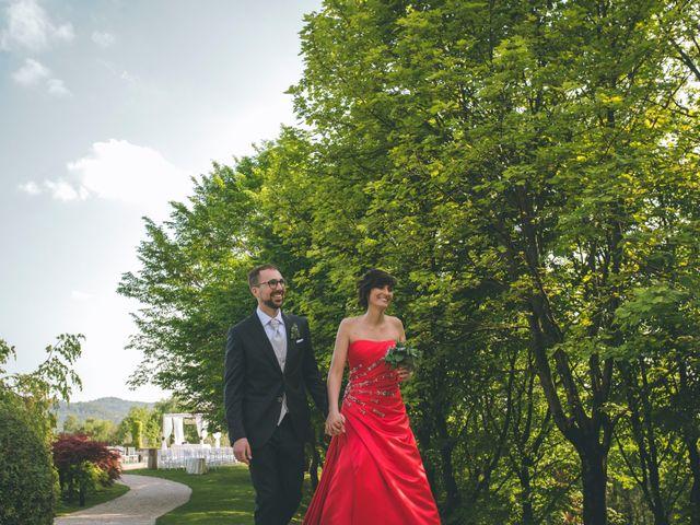 Il matrimonio di Guillaume e Laura a Nembro, Bergamo 58