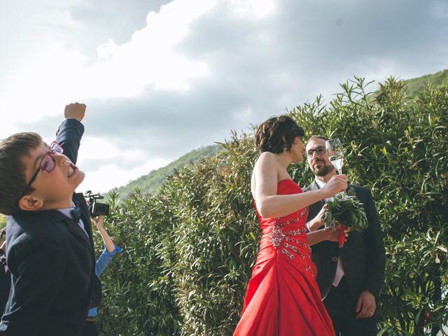 Il matrimonio di Guillaume e Laura a Nembro, Bergamo 59