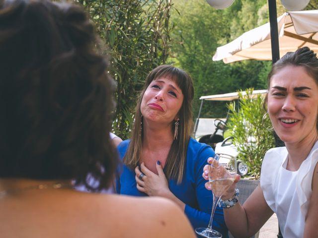 Il matrimonio di Guillaume e Laura a Nembro, Bergamo 60