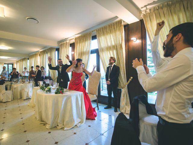 Il matrimonio di Guillaume e Laura a Nembro, Bergamo 63