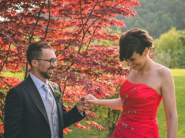 Il matrimonio di Guillaume e Laura a Nembro, Bergamo 70