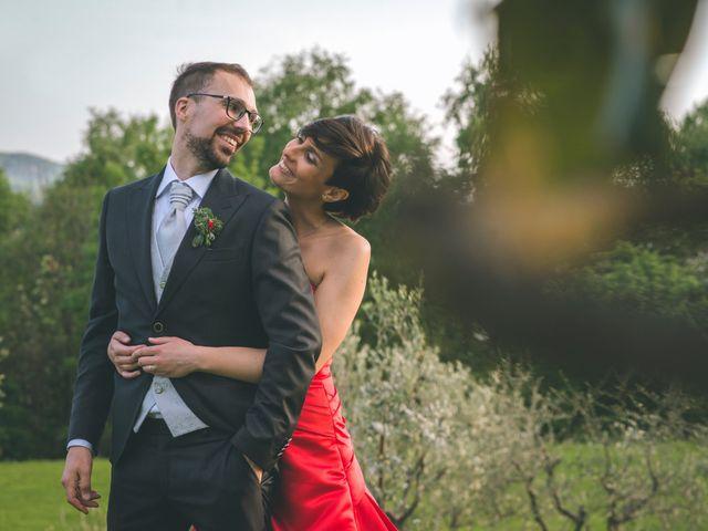 Il matrimonio di Guillaume e Laura a Nembro, Bergamo 2
