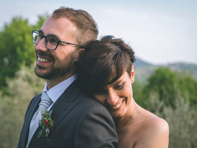 Il matrimonio di Guillaume e Laura a Nembro, Bergamo 72