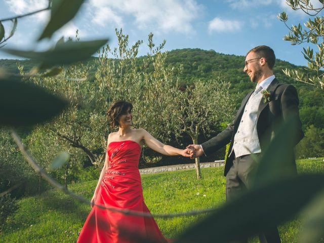 Il matrimonio di Guillaume e Laura a Nembro, Bergamo 75
