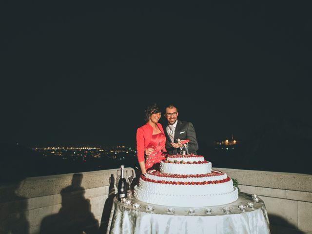 Il matrimonio di Guillaume e Laura a Nembro, Bergamo 82