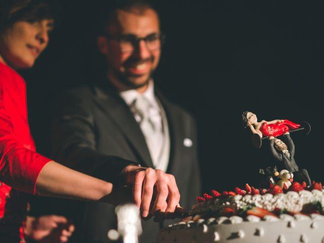 Il matrimonio di Guillaume e Laura a Nembro, Bergamo 83