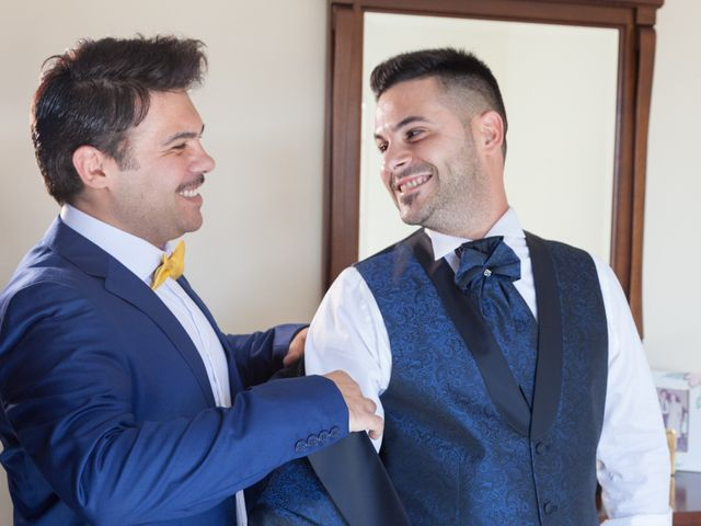 Il matrimonio di Nicola e Daniela a Soleminis, Cagliari 3