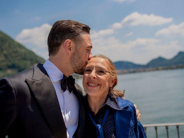 Il matrimonio di Sandro e Cinzia a Cernobbio, Como 7
