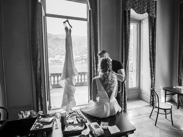 Il matrimonio di Sandro e Cinzia a Cernobbio, Como 14