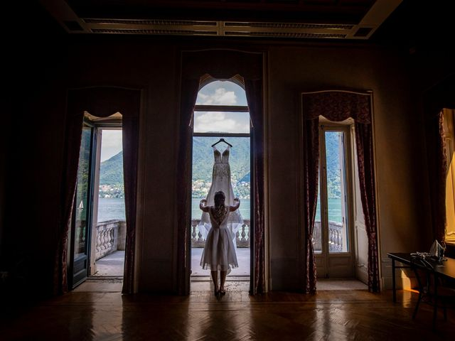 Il matrimonio di Sandro e Cinzia a Cernobbio, Como 15