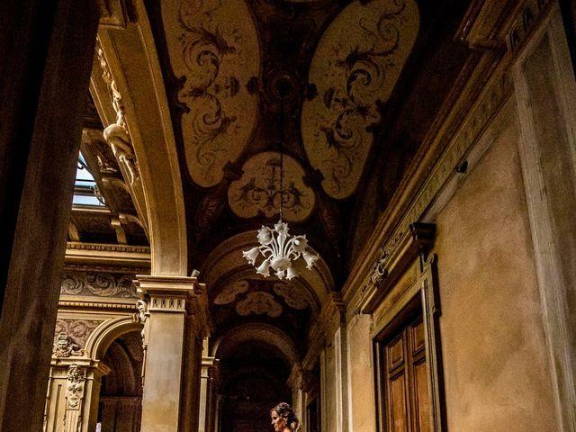 Il matrimonio di Sandro e Cinzia a Cernobbio, Como 17