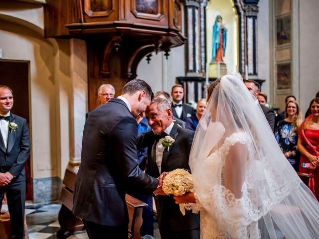 Il matrimonio di Sandro e Cinzia a Cernobbio, Como 28