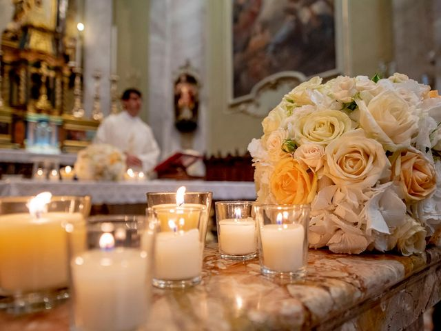 Il matrimonio di Sandro e Cinzia a Cernobbio, Como 30