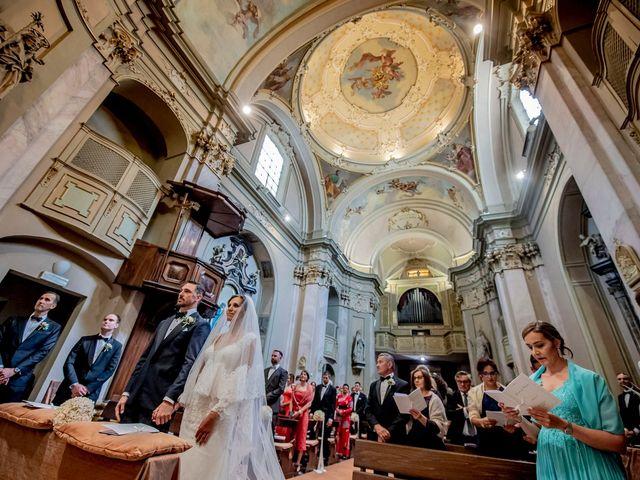 Il matrimonio di Sandro e Cinzia a Cernobbio, Como 31