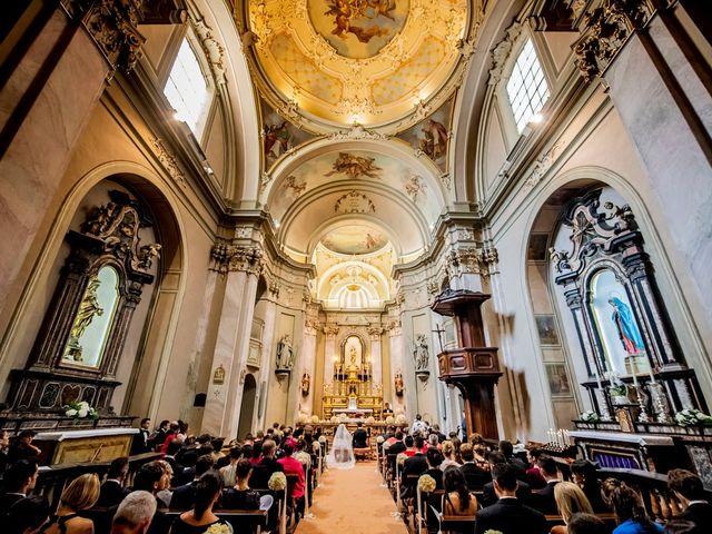 Il matrimonio di Sandro e Cinzia a Cernobbio, Como 32
