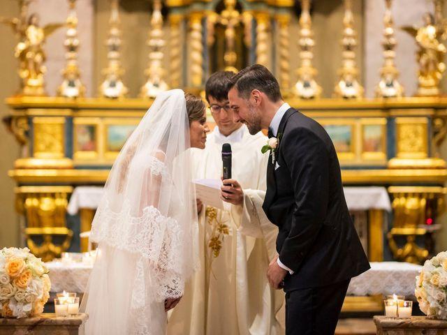 Il matrimonio di Sandro e Cinzia a Cernobbio, Como 34