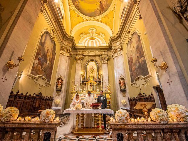 Il matrimonio di Sandro e Cinzia a Cernobbio, Como 39