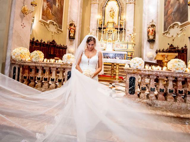 Il matrimonio di Sandro e Cinzia a Cernobbio, Como 40