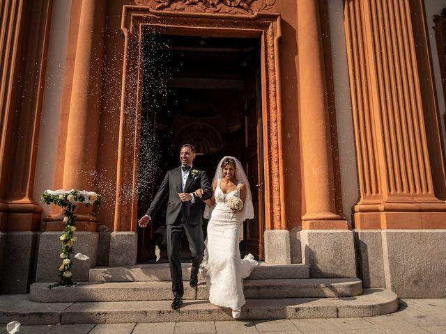 Il matrimonio di Sandro e Cinzia a Cernobbio, Como 41