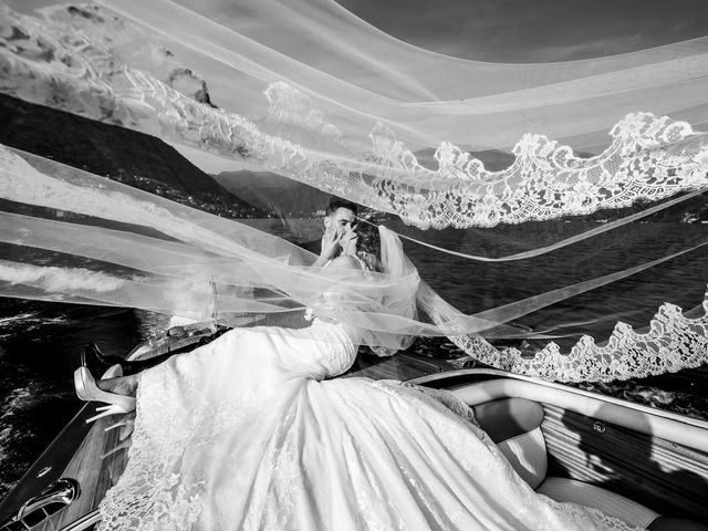 Il matrimonio di Sandro e Cinzia a Cernobbio, Como 45