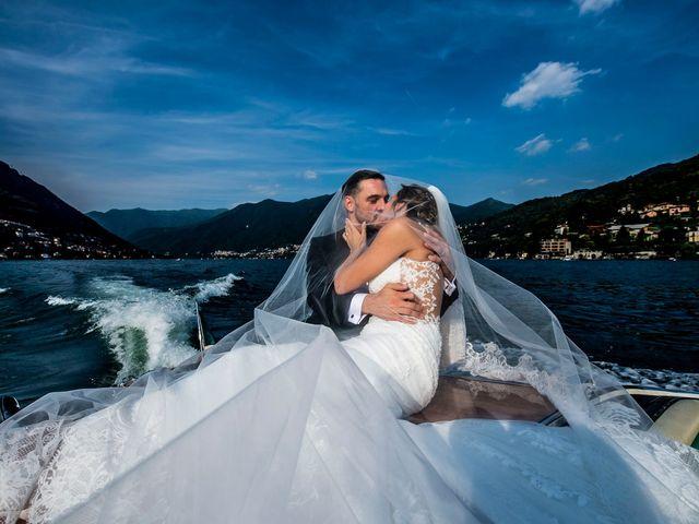 Il matrimonio di Sandro e Cinzia a Cernobbio, Como 46