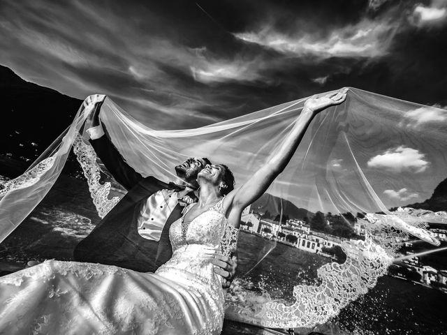 Il matrimonio di Sandro e Cinzia a Cernobbio, Como 47