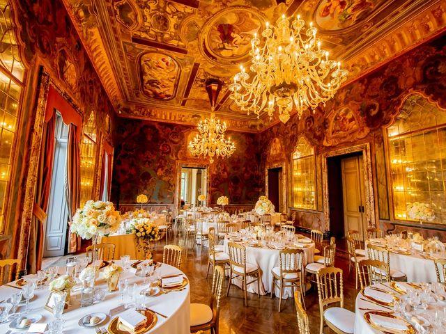 Il matrimonio di Sandro e Cinzia a Cernobbio, Como 49