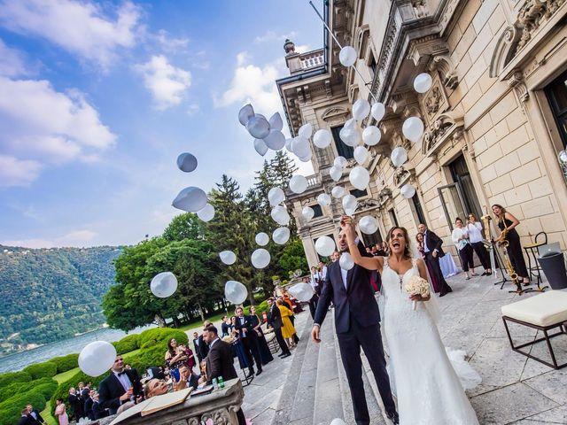 Il matrimonio di Sandro e Cinzia a Cernobbio, Como 54