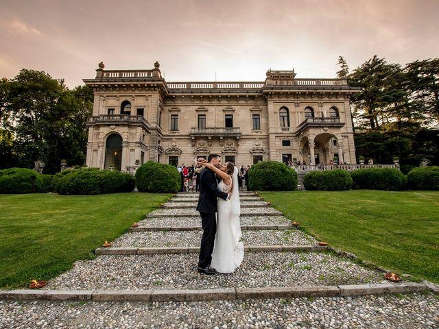 Il matrimonio di Sandro e Cinzia a Cernobbio, Como 55