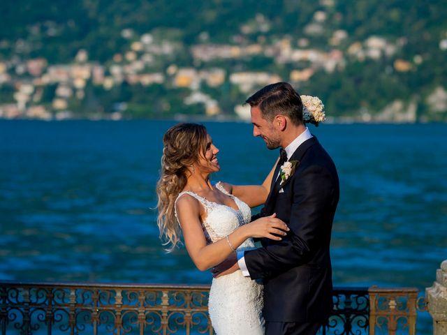 Il matrimonio di Sandro e Cinzia a Cernobbio, Como 56