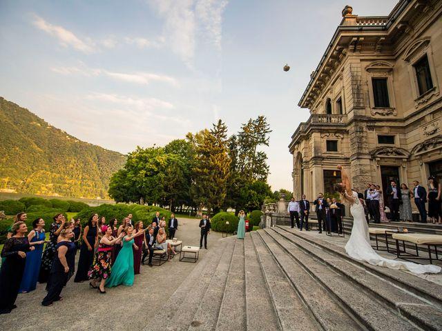 Il matrimonio di Sandro e Cinzia a Cernobbio, Como 61