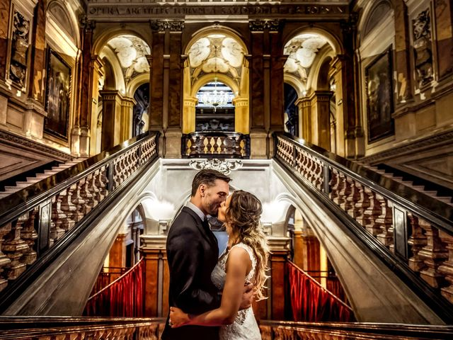 Il matrimonio di Sandro e Cinzia a Cernobbio, Como 1