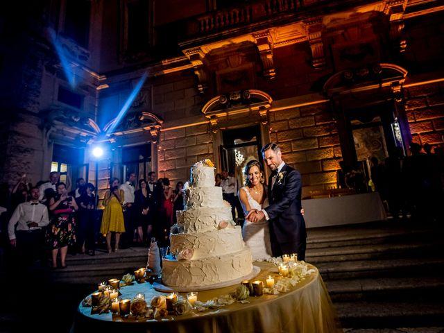 Il matrimonio di Sandro e Cinzia a Cernobbio, Como 84