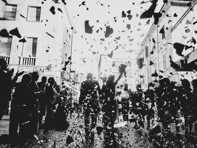 Il matrimonio di Fabio e Tatiane a Massa, Massa Carrara 18