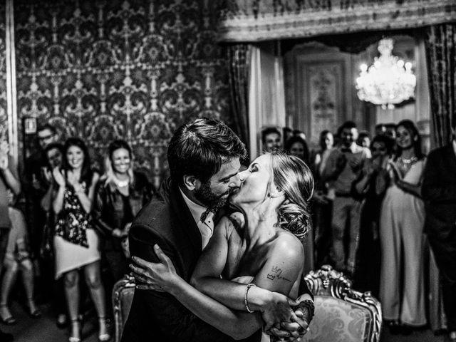 Il matrimonio di Tiziano e Martina a Lucca, Lucca 13