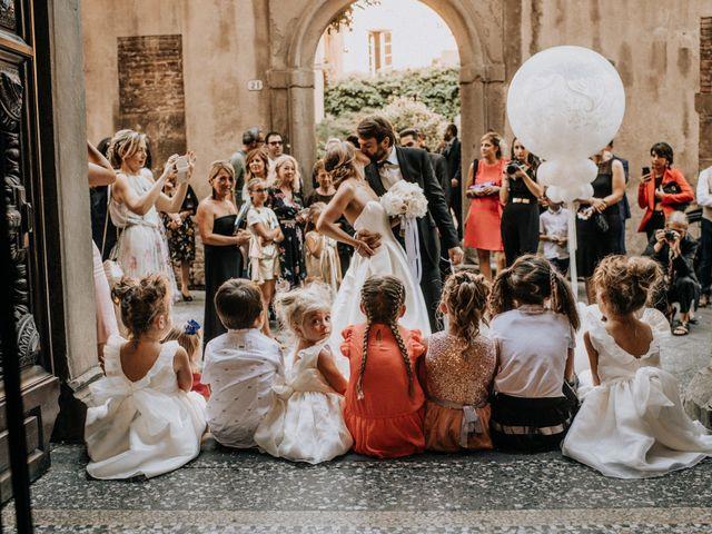Il matrimonio di Tiziano e Martina a Lucca, Lucca 15