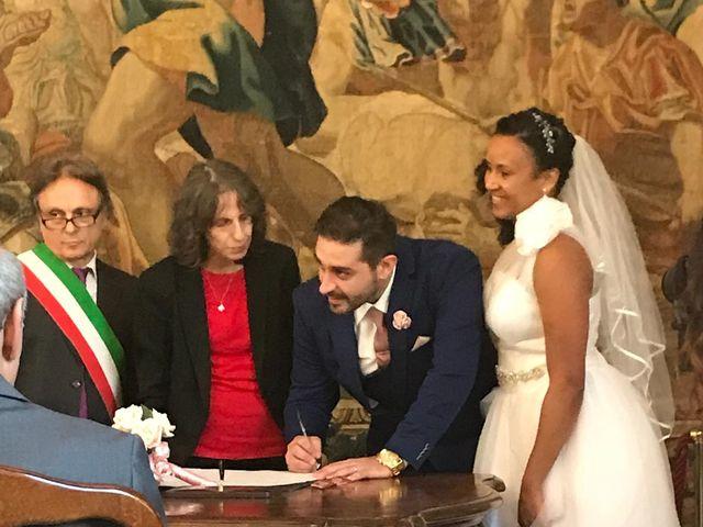Il matrimonio di Cilene  e Davide  a Milano, Milano 4