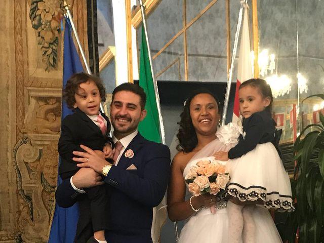 Il matrimonio di Cilene  e Davide  a Milano, Milano 5