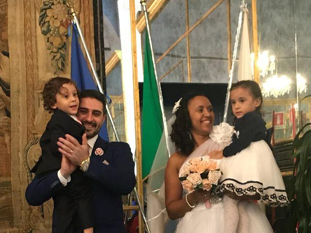 Il matrimonio di Cilene  e Davide  a Milano, Milano 6