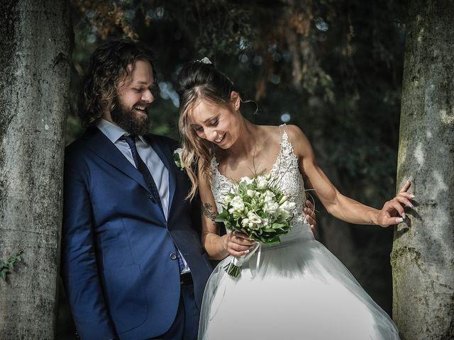 Le nozze di Margherita e Matteo