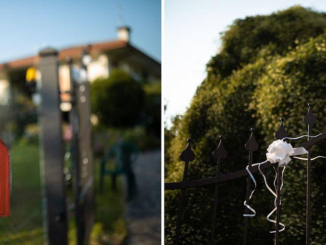 Il matrimonio di Andrea e Aurèlie a Colle Umberto, Treviso 2