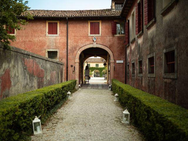 Il matrimonio di Andrea e Aurèlie a Colle Umberto, Treviso 49