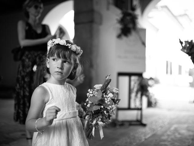 Il matrimonio di Andrea e Aurèlie a Colle Umberto, Treviso 57